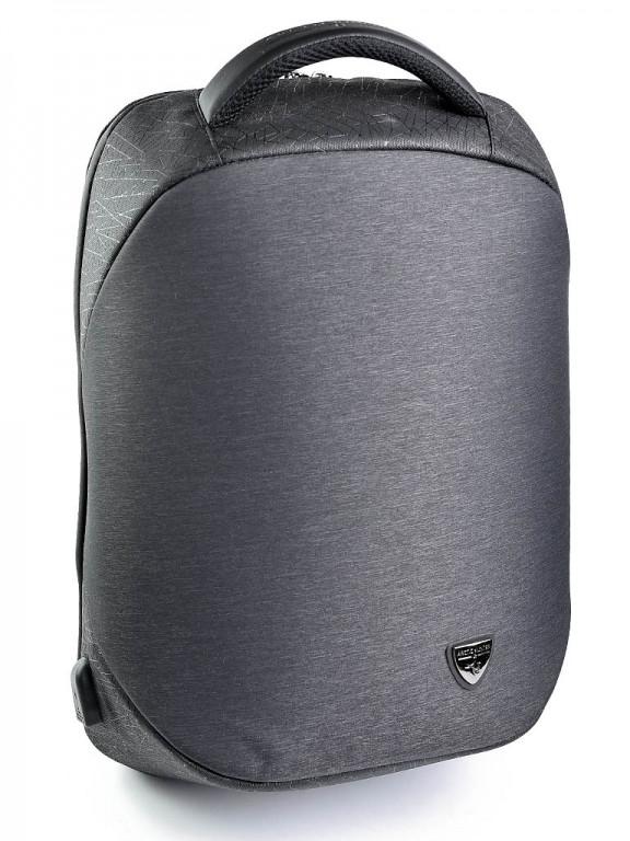 Рюкзак городской нейлон Case B00193 черный