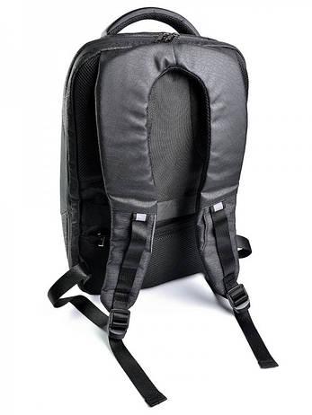 Рюкзак міський B00193 чорний, фото 2