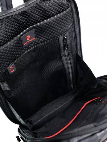Рюкзак городской нейлон Case B00096 черный, фото 2