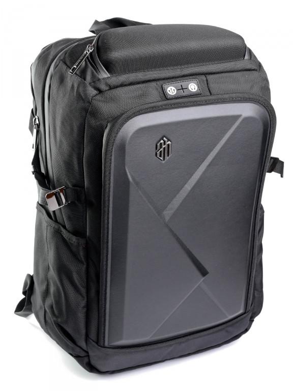 Рюкзак городской нейлон Case B-00295 черный