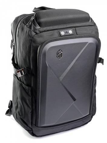 Рюкзак городской нейлон Case B-00295 черный, фото 2