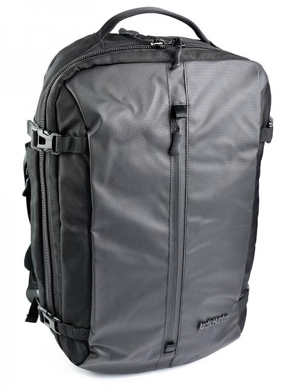 Рюкзак городской нейлон Case B-00189 черный