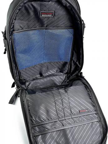 Рюкзак городской нейлон Case B-00189 черный, фото 2