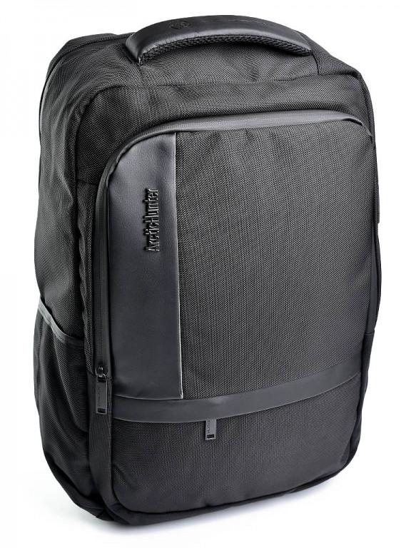 Рюкзак городской нейлон Case B00120C черный