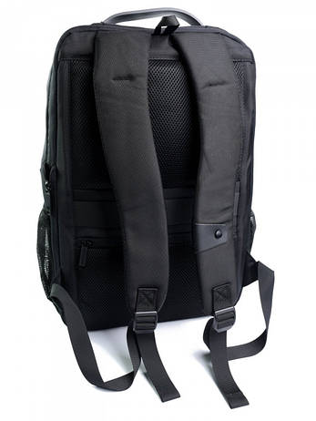 Рюкзак городской нейлон Case B00357 черный, фото 2