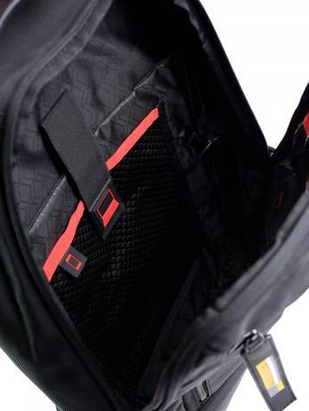 Рюкзак міський B00357 чорний, фото 2