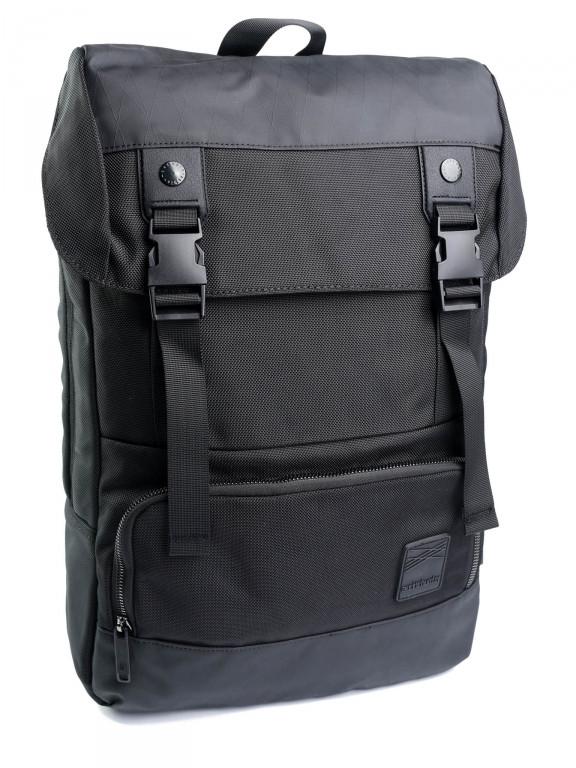 Рюкзак міський B00361 чорний
