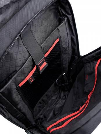 Рюкзак городской нейлон Case B00361 черный, фото 2