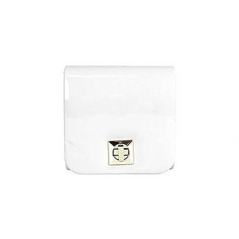 Женская сумка-клатч из экокожи Eternel 77745 Белый, фото 2
