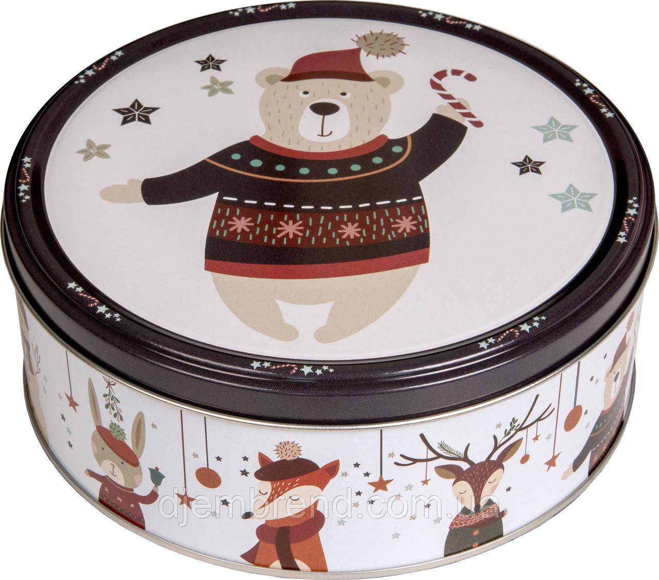 Песочное печенье Winter Woodland Jacobsens Bakery Ltd., 400 г