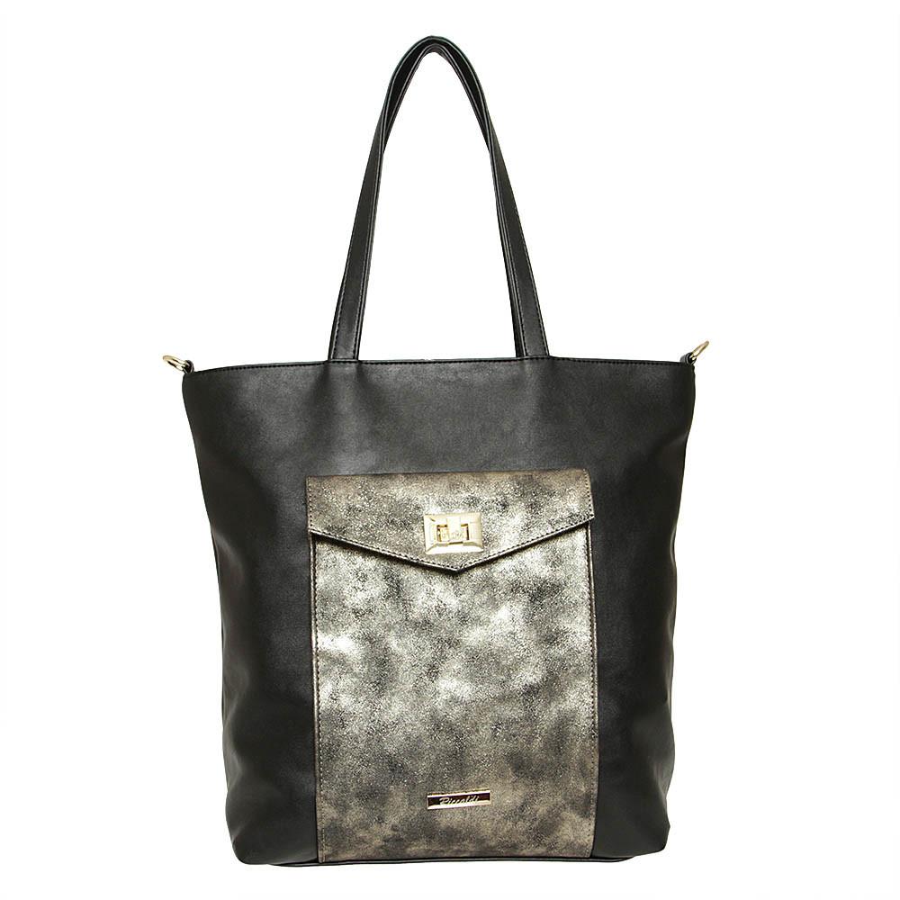 Жіноча сумка з екошкіри Riccaldi 1950 Золотий