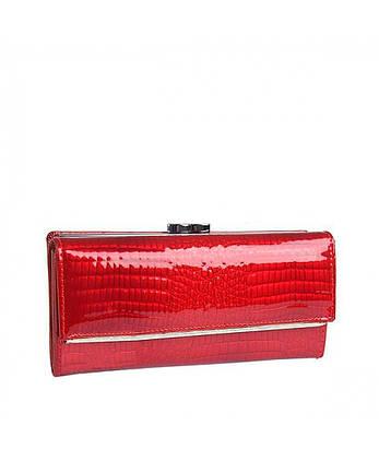 Жіночий шкіряний гаманець Lorenti 72064-RS Червоний, фото 2