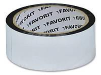 Стрічка покрита алюмінієм 50мм/50м FAVORIT