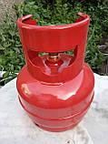 Баллон газовый на 5 литров (БЕЛАРУСЬ), фото 2