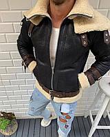 Мужская зимняя куртка Aviator, фото 1