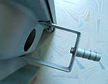 Горелка газовая инфракрасного излучения Алунд ГИИ-4,62 кВт, фото 3