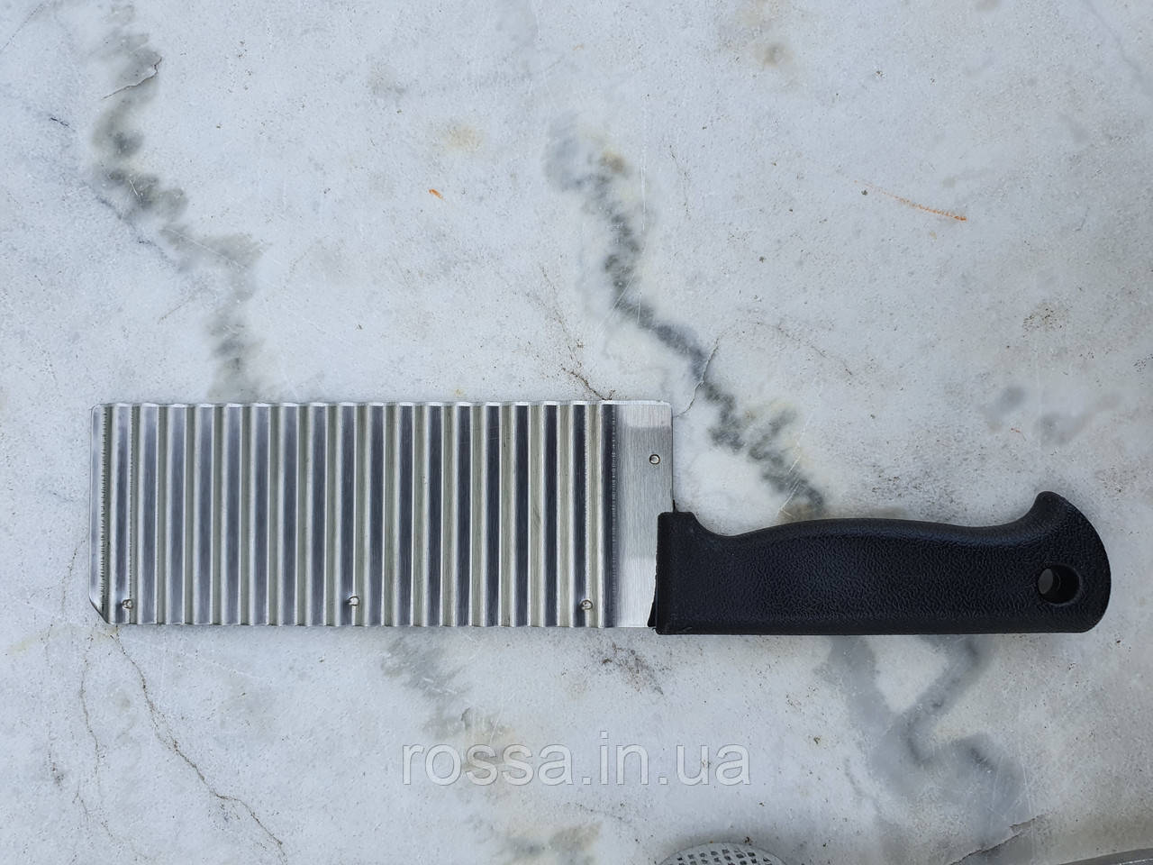 Нож - волна с ручкой