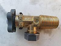 Газовый вентиль ВБ-2 на пропановый баллон