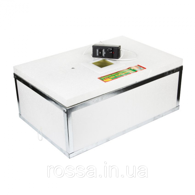 Інкубатор Квочка ІБ-70 ручної переворот і аналоговий терморегулятор
