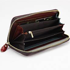 Жіночий шкіряний гаманець Giorgio PVV 9008 Кольоровий, фото 2