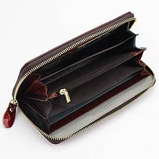 Жіночий шкіряний гаманець Giorgio PVV 9008 Кольоровий, фото 3