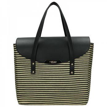 Женская сумка из экокожи Nobo NOB XG0071 19WL Черный, фото 2
