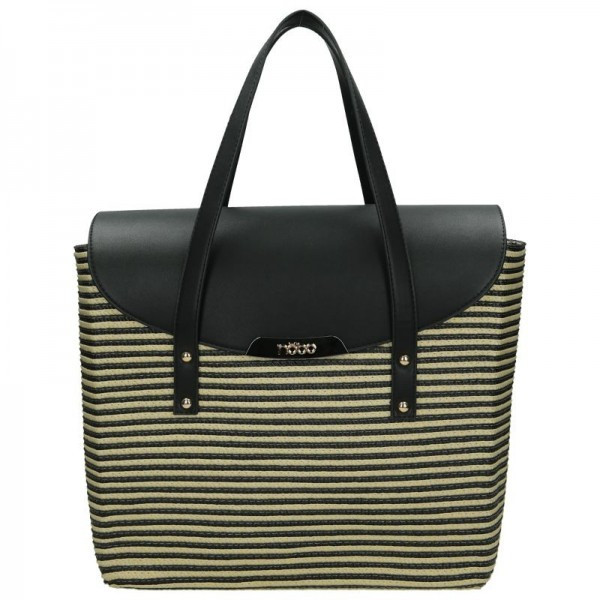 Женская сумка из экокожи Nobo NOB XG0071 19WL Черный