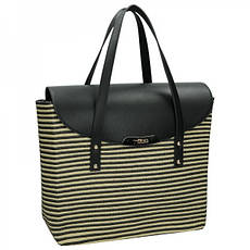 Женская сумка из экокожи Nobo NOB XG0071 19WL Черный, фото 3