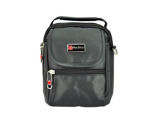 Чоловіча сумка Bag Street 2360 Сірий, фото 2