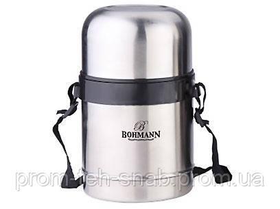 Термос для еды  Bohmann BH 4208 на 800 мл