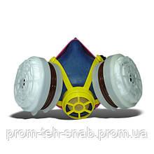 Респіратор Тополя марка А1Р1 (комплект з фільтрами) Горлівка
