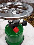Газовая Плитка Nurgaz с пьезо поджигом , фото 2