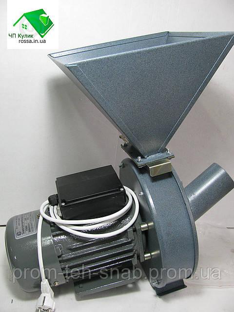 Электродробилка Лан-2 (зерно + кукуруза)