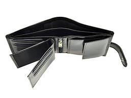 Мужской кожаный кошелек Cefirutti 7680278-5 Черный, фото 2