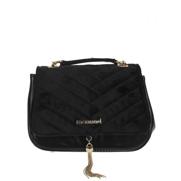 Жіноча сумка з екошкіри Monnari MON 974019JZ Чорний