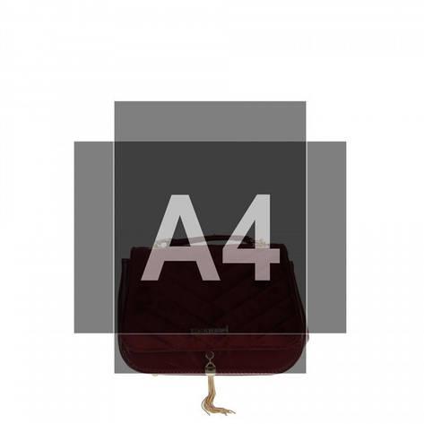 Жіноча сумка з екошкіри Monnari MON 974019JZ Чорний, фото 2