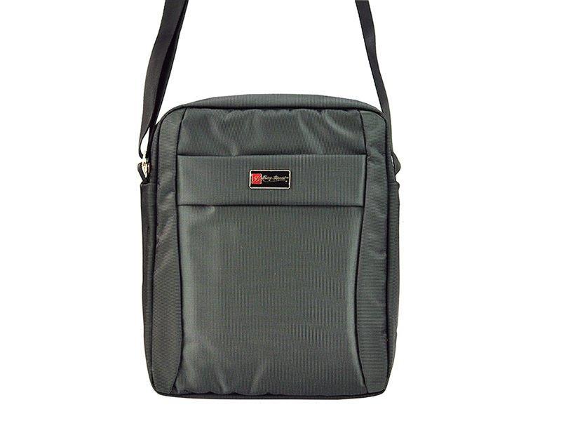 Чоловіча сумка Bag Street 2362 Темно-сірий
