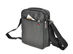 Чоловіча сумка Bag Street 2362 Темно-сірий, фото 2