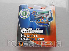 Леза Gillette Fusion ProGlide Power упаковка 8 шт