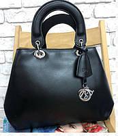 Сумки женские черные Модные женские кожаные сумки классическая Сумка повседневная df265f25, фото 1