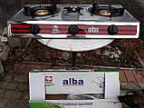 Газова плита alba, фото 3