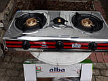 Газова плита alba, фото 4