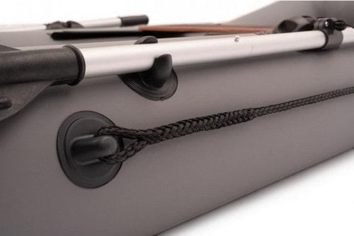 комплектующие и фурнитура для лодок ПВХ (Колибри, Барк) - держатель леера и леерный трос