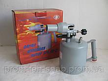 Лампа паяльная Мотор Січ ЛП-2 с клапаном давления