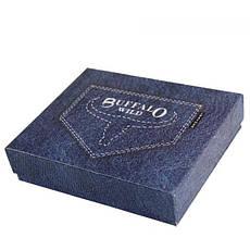 Мужской кожаный кошелек Wild RM-06-HBW Коричневый, фото 2