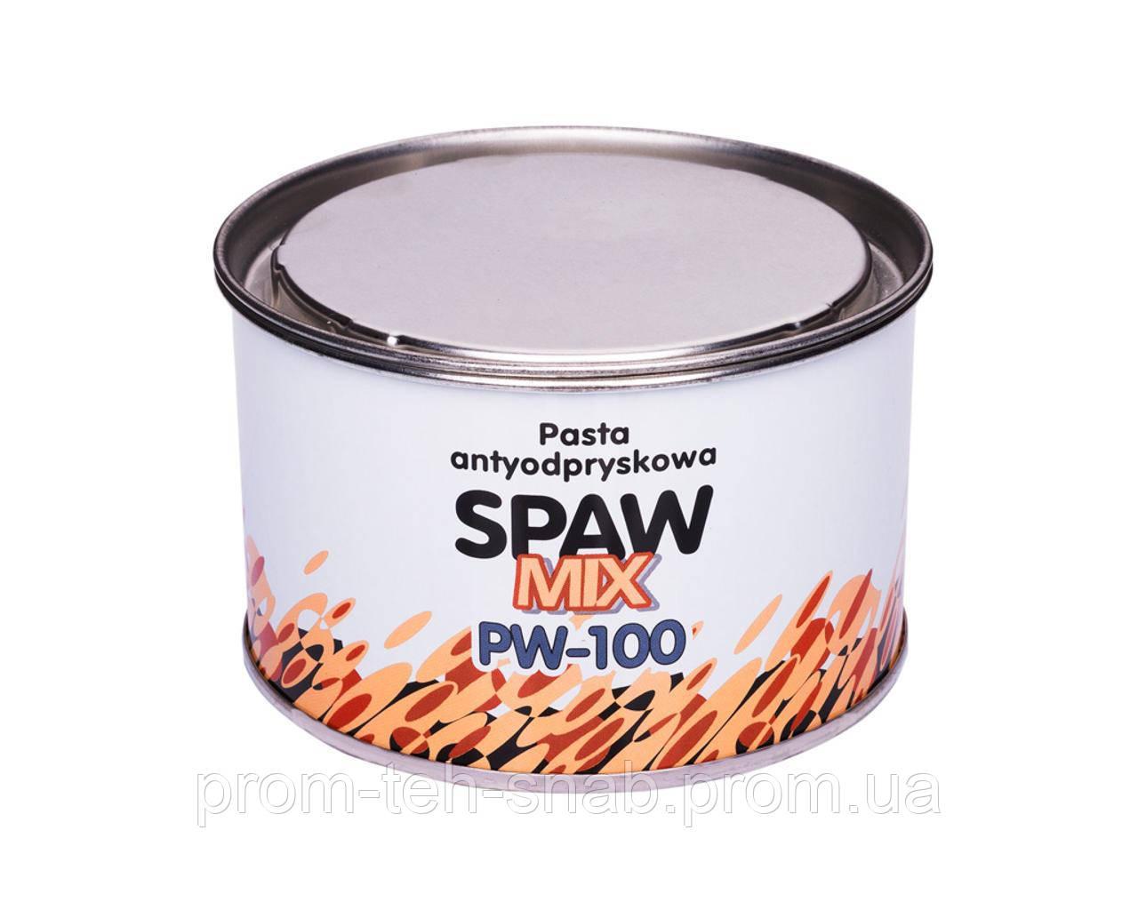 Паста от сварочных брызг Spaw Mix PW-100 Польша 300 г для полуавтоматов