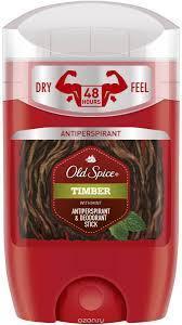 Твердий дезодорант-антиперспірант Old Spice TIMBER 50 мл
