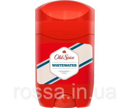 Твердый дезодорант Old Spice WhiteWater, 50 мл