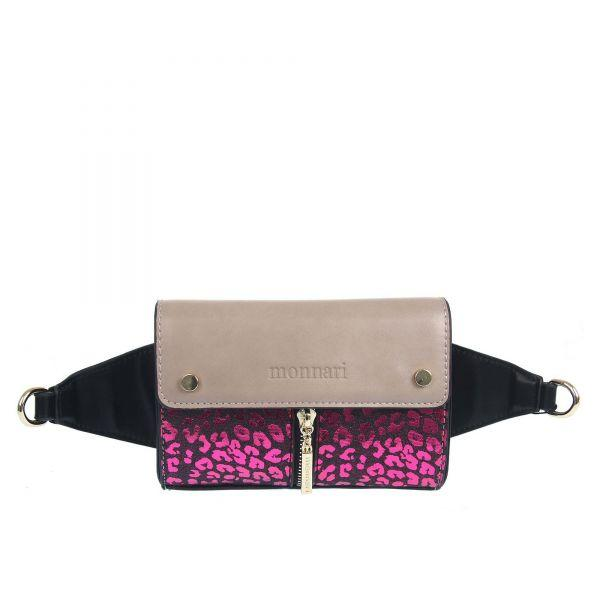 Жіноча сумка з екошкіри Monnari MON 350020WL Рожевий