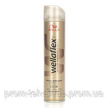 Лак для волосся Wellaflex блиск і фіксація 250 мл